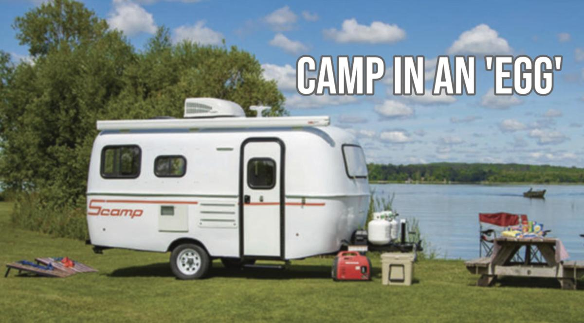 RV Review: Scamp Travel Trailers