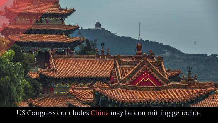 US Congress concludes China may be committing genocide