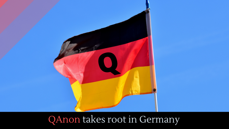 QAnon takes root in Germany