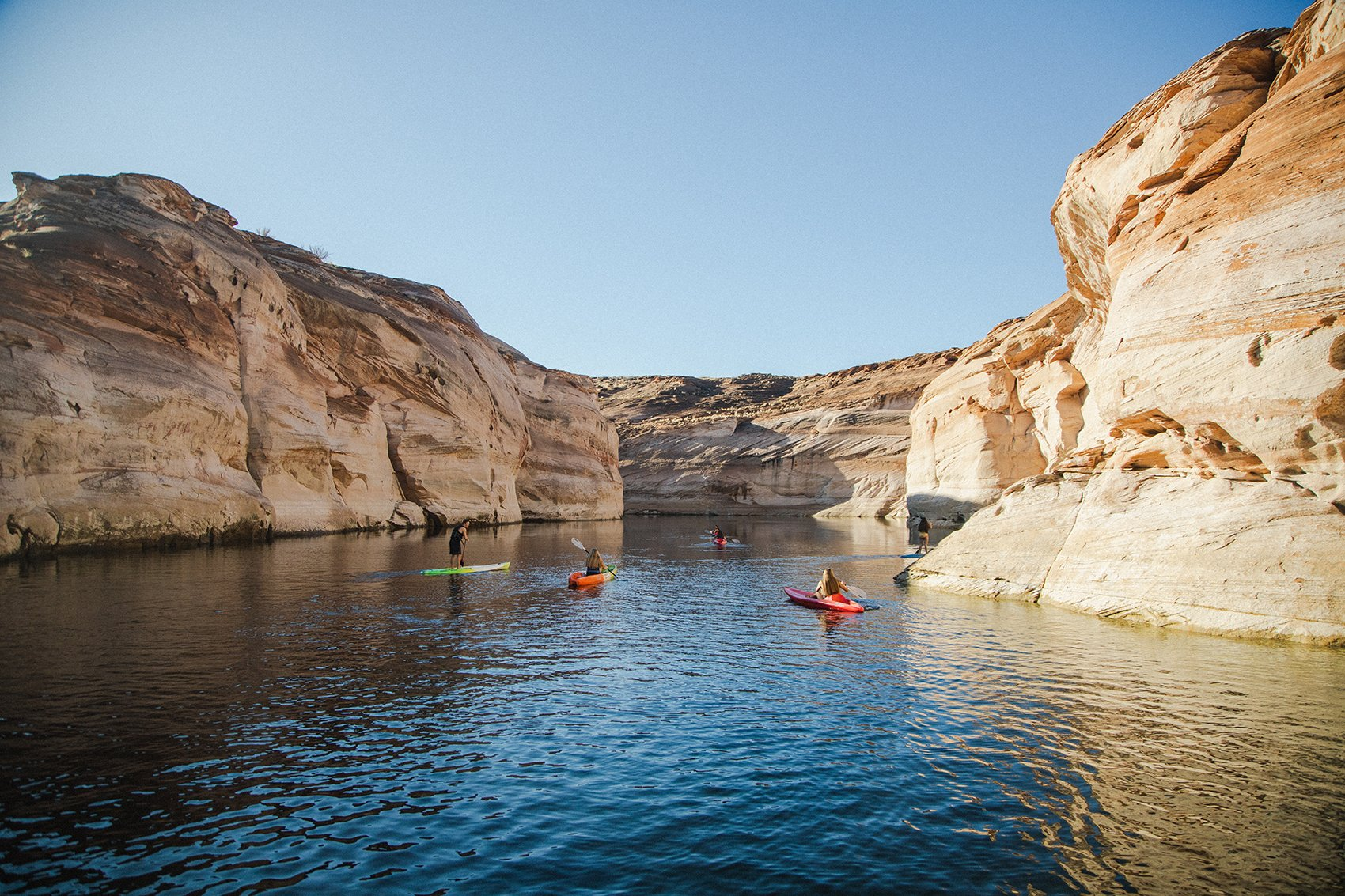 Play on Lake Powell, Stay at Antelope Point Marina RV Park