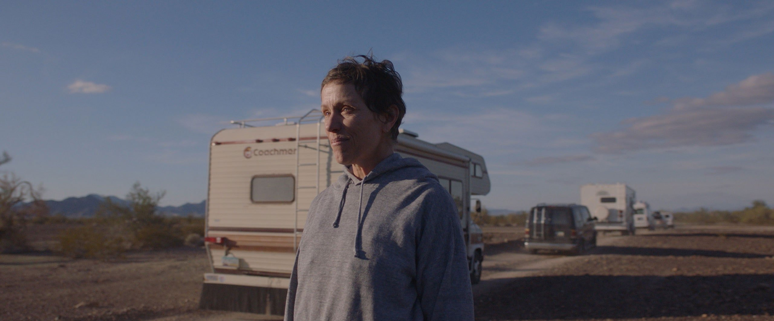 """Film Review: """"Nomadland"""" Gets Two Hits"""