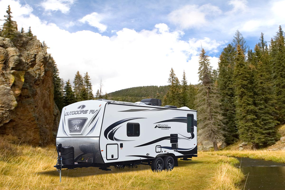 RV Review: Outdoors RV Creek Side 21RD MS