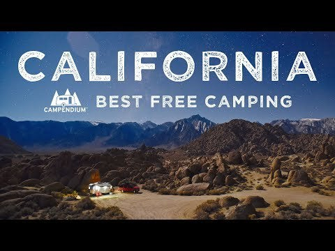 10 Best Places to Camp for Free in California