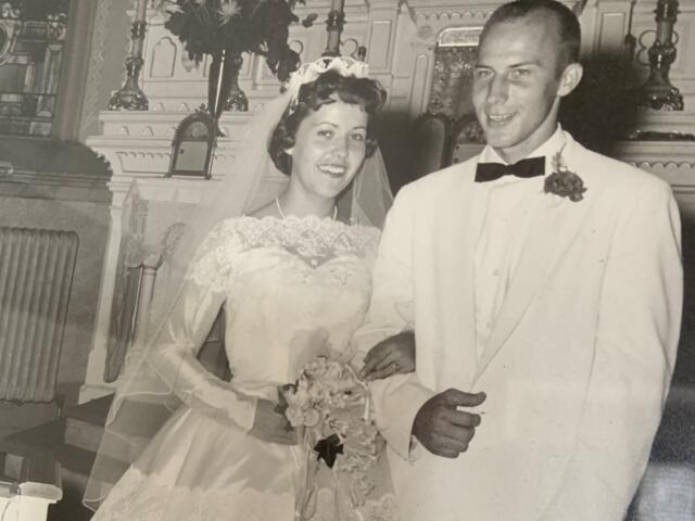Galion couple's 63 year marriage story goes all the way back to elementary school