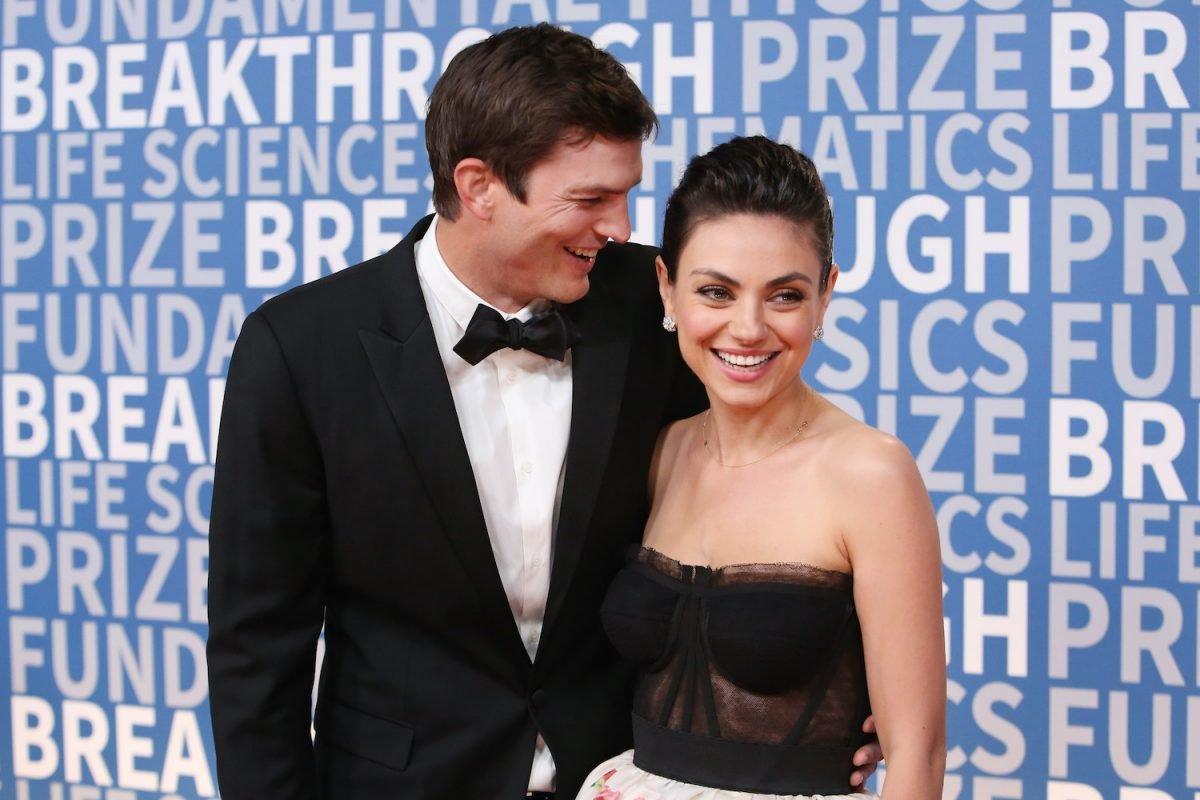 Why Mila Kunis Doesn't Wear Her Engagement Ring From Ashton Kutcher