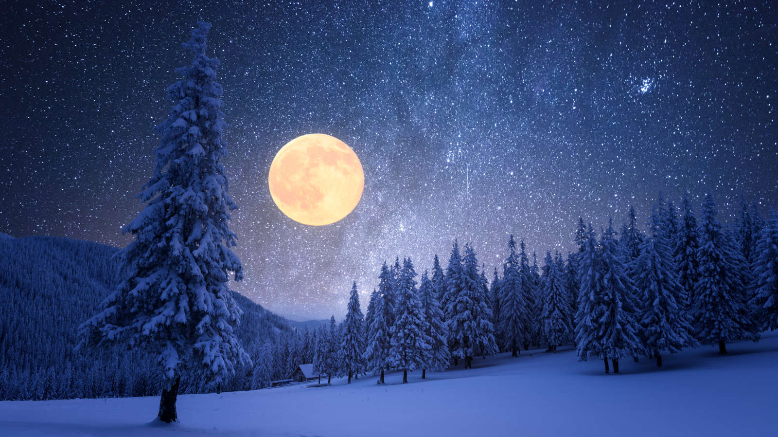 When to See February's 'Snow Moon'