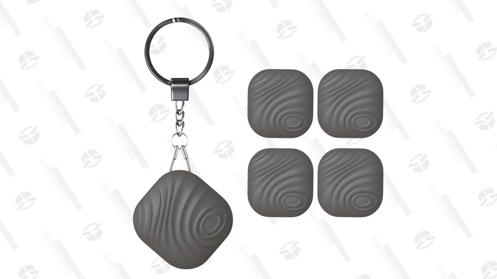 Quit Losing Shit With 20% off This 4-Pack of Bluetooth Trackers