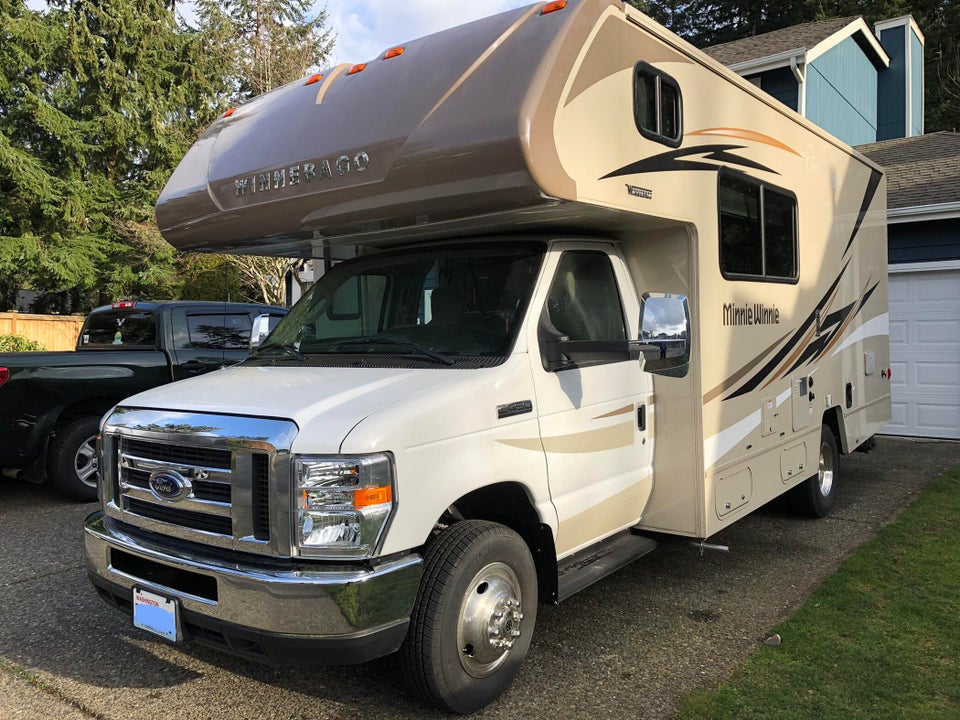 "Just joined the ""RV owners"" club! We are very excited. We live in the PNW, not retired yet, but plan on taking a lot of long weekend trips with our 8 and 10 year old kids. We are trying to learn as much as possible. Any advice?"