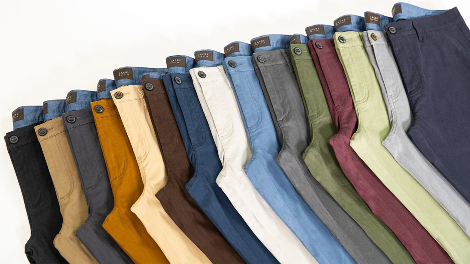 JACHS Is Running an Insane Sale on Pants With Pairs as Low as $19