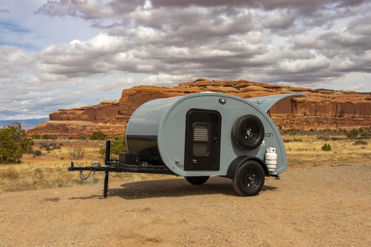 RV Review: Bean Teardrop Trailers – The coolest teardrop ever