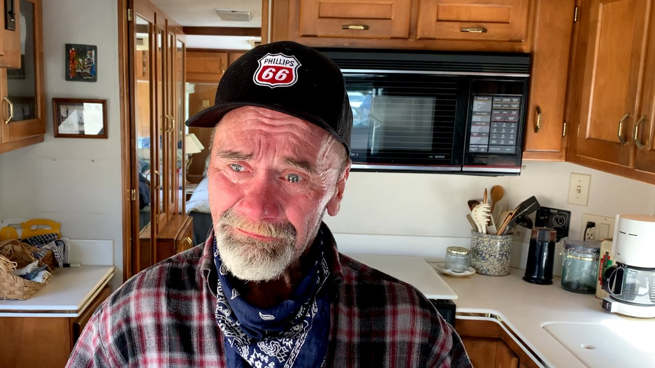 Paso Robles man lost his home in an RV fire. Then came a life-changing gift