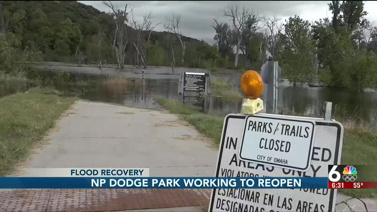 Plans on bringing N.P. Dodge Park back to life