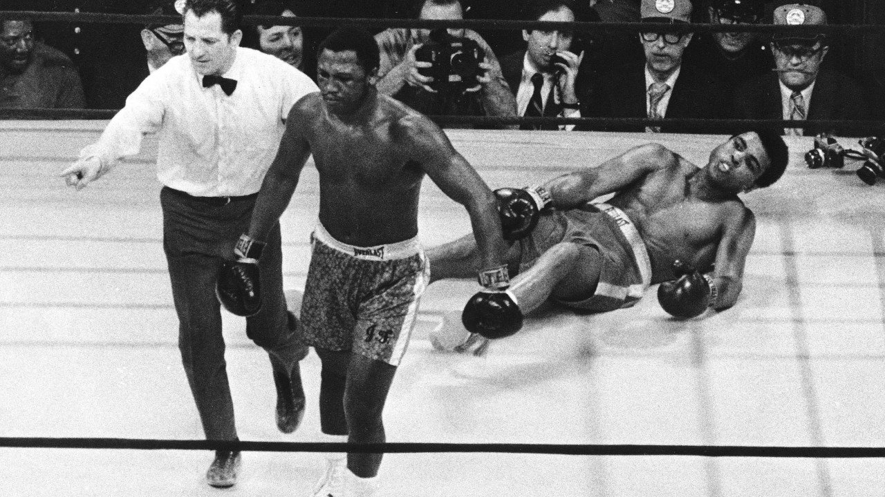 Ali, Frazier and the Fight of the Century 50 years later