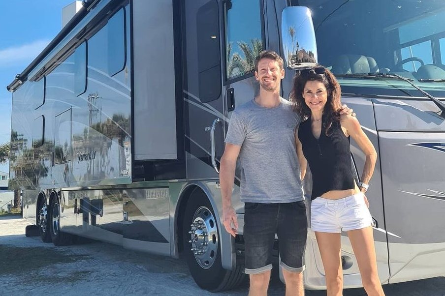 The Grosjeans: Living the American RV life